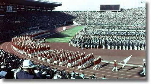 olinpic国立競技場